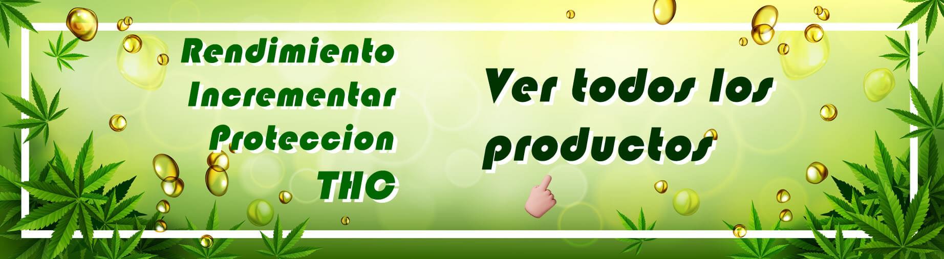 Produce cannabis de fertilización